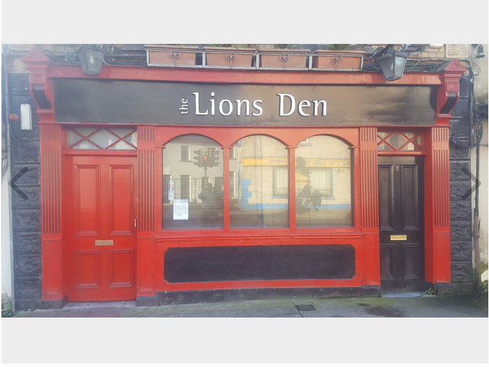 Lions De,3 High Street, Cork City, Co. Cork