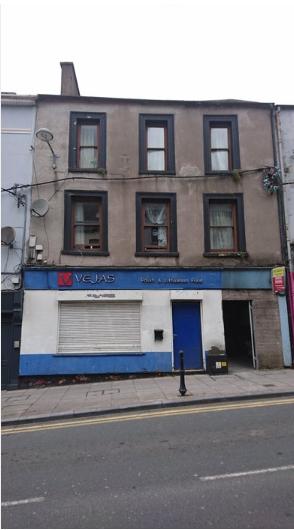 Shandon Street, Cork City, Co. Cork