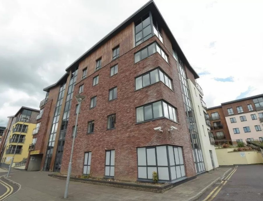 Apartment J7, Edenhall, Co. Cork