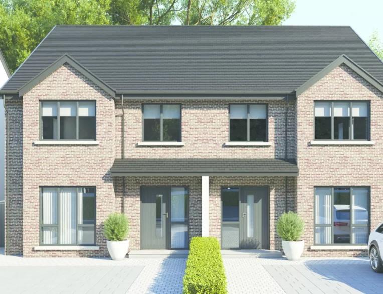 House Type A, The Oaks, Bellevue, Frankfield, Co. Cork